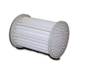 樹脂製熱交換器試作
