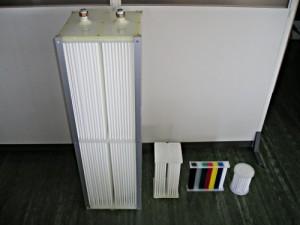 氷蓄熱樹脂製熱交換器(2009機械要素技術展出展)