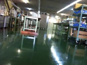 サンニクス家電修理センター修理ライン